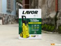 Trải nghiệm máy phun áp lực nước Lavor SMART-PLUS130: rửa xe ở nhà sạch như ra tiệm